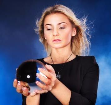 Crystal Ball Scrying