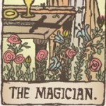 The Magician Card